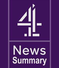 Picture Channel 4 News Summary 30/07/2021