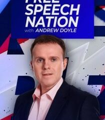 Picture Free Speech Nation with Andrew Doyle Episode 7