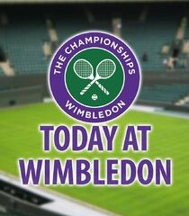 Picture Today at Wimbledon Day 8