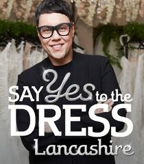 Picture Say Yes to the Dress Lancashire Dragged Down the Aisle