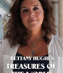 Picture Bettany Hughes Treasures of the World Mediterranean Islands