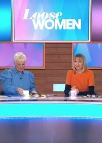 Picture Loose Women 27/09/21