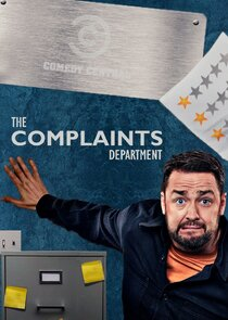Picture The Complaints Department Sara Pascoe