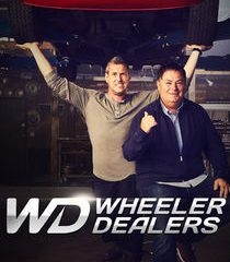Picture Wheeler Dealers Fiat Coupe 20 Valve Turbo