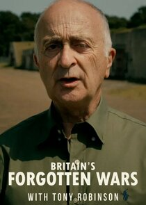 Picture Britain's Forgotten Wars with Tony Robinson Malaya: Rumbles in the Jungle