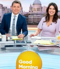 Picture Good Morning Britain 19/10/21