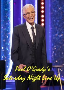 Picture Paul O'Grady's Saturday Night Line Up Episode 6