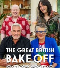 Picture The Great British Bake Off German Week