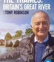 Picture The Thames: Britain's Great River with Tony Robinson London City Airport